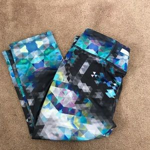 Forever 21 workout capris